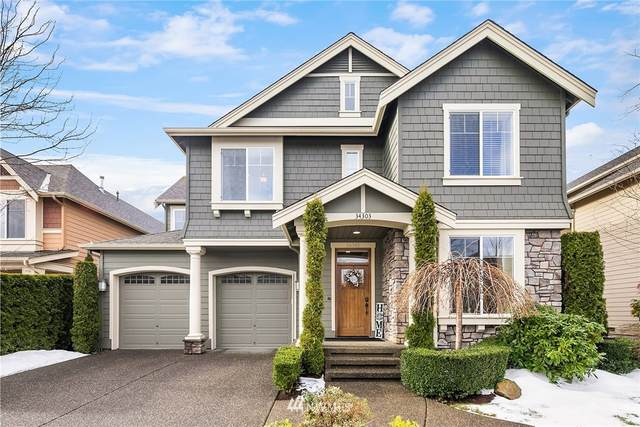 34303 SE Elm Street, Snoqualmie, WA 98065 (#1730779) :: Better Homes and Gardens Real Estate McKenzie Group