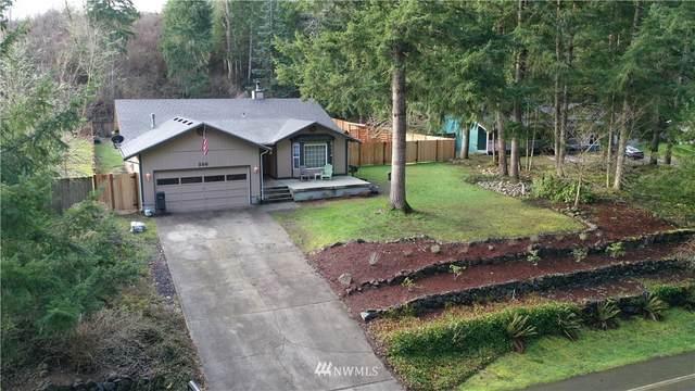 206 Country Estates Drive W, Rainier, WA 98576 (#1730873) :: The Original Penny Team