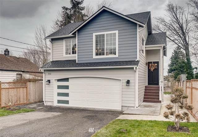 532 NE 98th Street, Seattle, WA 98115 (#1730951) :: Canterwood Real Estate Team