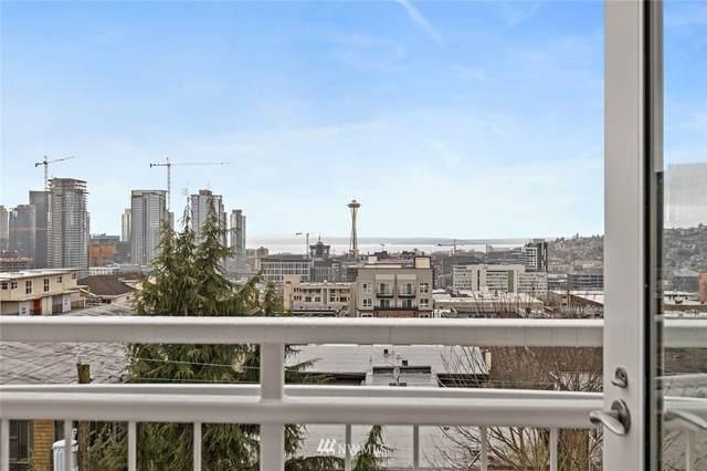 322 Belmont Avenue E #502, Seattle, WA 98102 (#1731033) :: Alchemy Real Estate