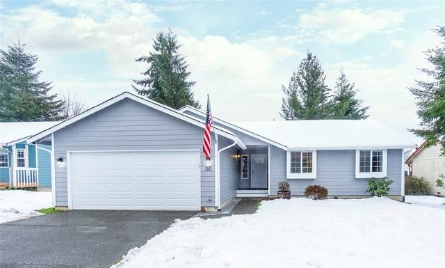 110 Mountain  View St, Granite Falls, WA 98252 (MLS #1731044) :: Brantley Christianson Real Estate