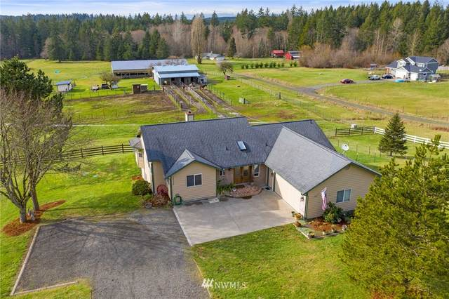 14110 Glenwood Road SW, Port Orchard, WA 98367 (#1731047) :: Front Street Realty