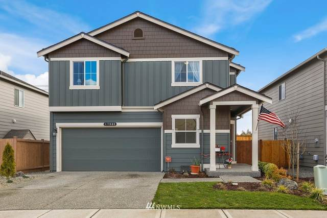 17908 Maple Street, Granite Falls, WA 98252 (MLS #1731090) :: Brantley Christianson Real Estate