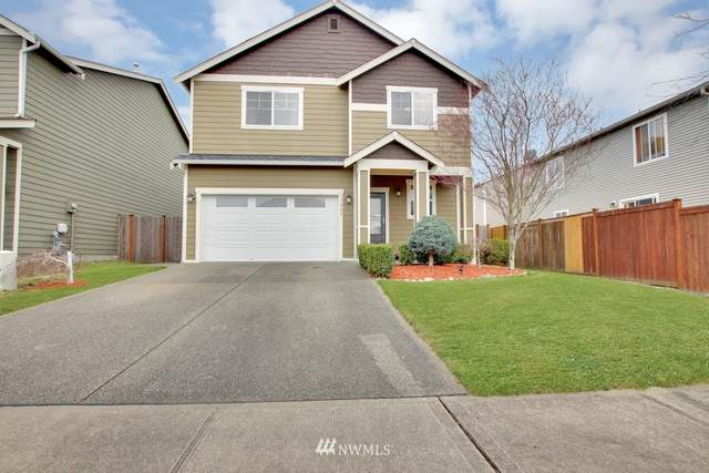 17909 19th Avenue Ct E, Spanaway, WA 98387 (MLS #1731120) :: Brantley Christianson Real Estate