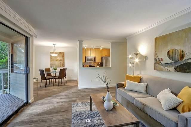 11805 100th Avenue NE A105, Kirkland, WA 98034 (#1731160) :: Better Homes and Gardens Real Estate McKenzie Group