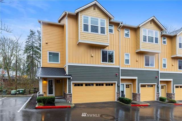 23000 NE 8th Street F1, Sammamish, WA 98074 (#1731182) :: Better Homes and Gardens Real Estate McKenzie Group