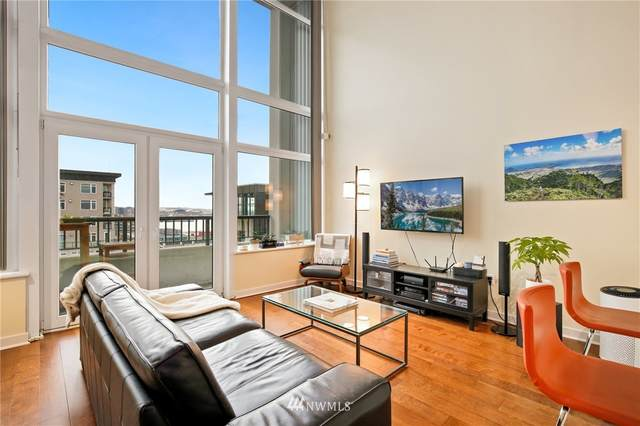 2717 Western Avenue #1114, Seattle, WA 98121 (#1731208) :: Icon Real Estate Group