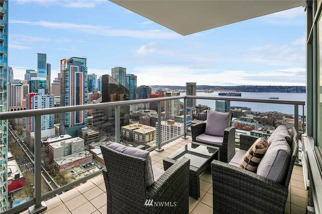 583 Battery Street 3006N, Seattle, WA 98121 (#1731244) :: Icon Real Estate Group