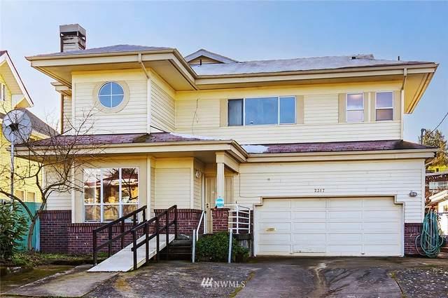 2317 17th Avenue S, Seattle, WA 98144 (#1731251) :: Engel & Völkers Federal Way