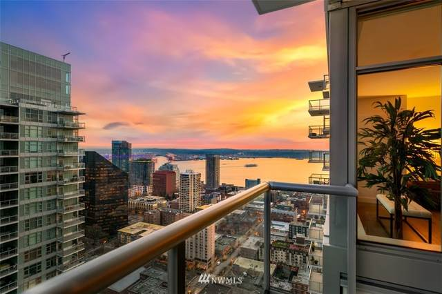 583 Battery Street 3701N, Seattle, WA 98121 (#1731277) :: Icon Real Estate Group