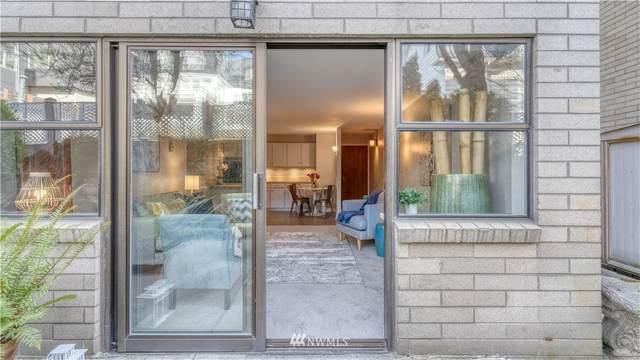 912 3rd Avenue W #103, Seattle, WA 98119 (#1731299) :: Costello Team