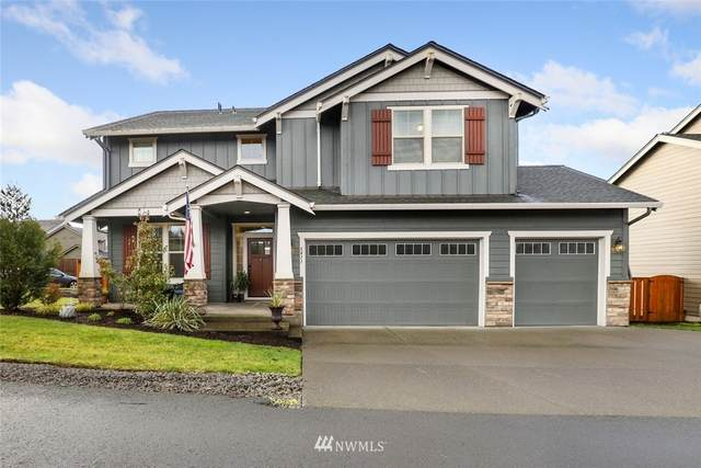 5411 NW 15th Circle, Camas, WA 98607 (#1731319) :: NextHome South Sound