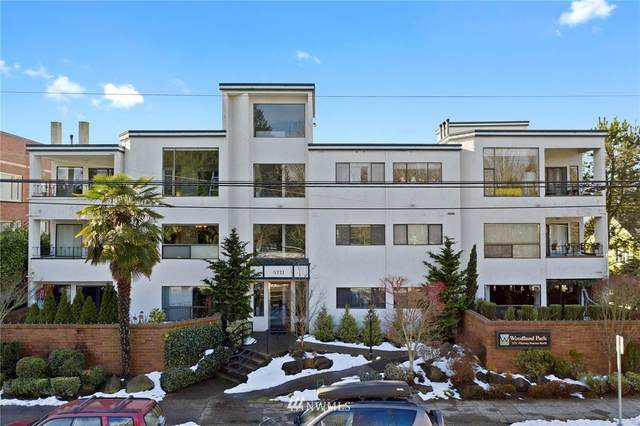 5711 Phinney Avenue N #103, Seattle, WA 98103 (#1731373) :: Better Homes and Gardens Real Estate McKenzie Group