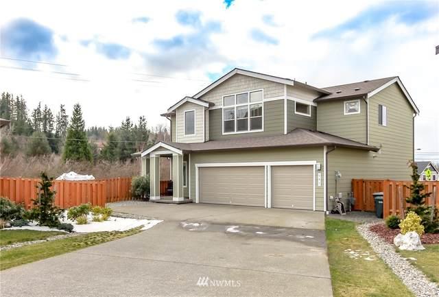 487 Partlon Street, Buckley, WA 98321 (#1731387) :: Better Properties Lacey