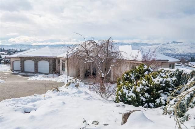 512 Stoneridge Drive, East Wenatchee, WA 98802 (MLS #1731408) :: Brantley Christianson Real Estate