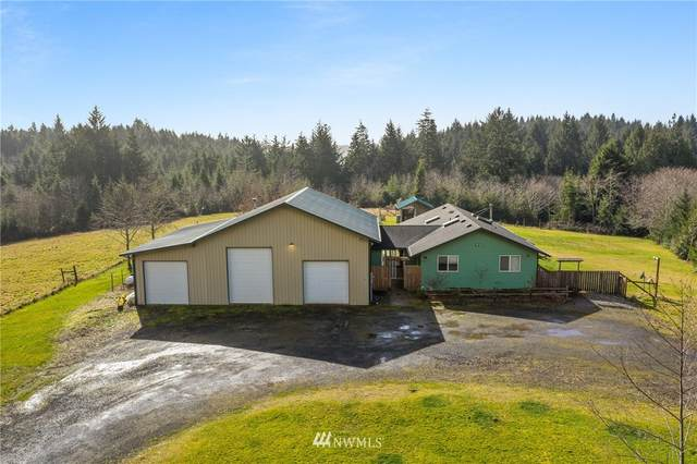 55 Wilson Lane, South Bend, WA 98586 (MLS #1731496) :: Brantley Christianson Real Estate
