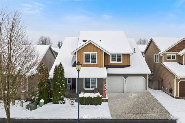 6935 Bailey Street SE, Lacey, WA 98513 (MLS #1731539) :: Brantley Christianson Real Estate