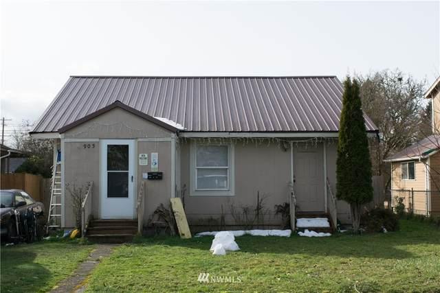 905 K Street, Centralia, WA 98532 (#1731617) :: Shook Home Group