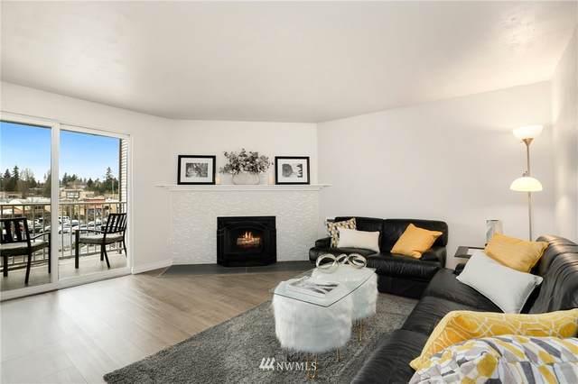 9024 25th Avenue SW G-201, Seattle, WA 98106 (MLS #1731625) :: Brantley Christianson Real Estate