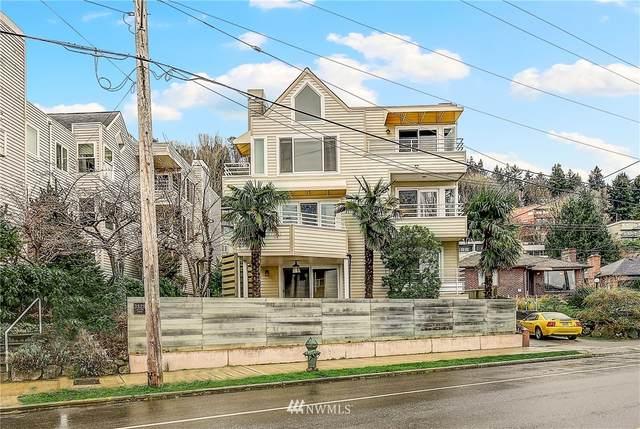 3828 Beach Drive SW #301, Seattle, WA 98116 (#1731639) :: M4 Real Estate Group