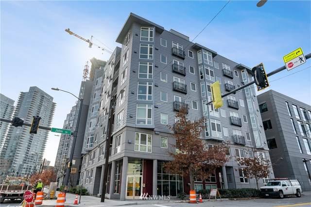 699 John Street #210, Seattle, WA 98109 (#1731679) :: Canterwood Real Estate Team