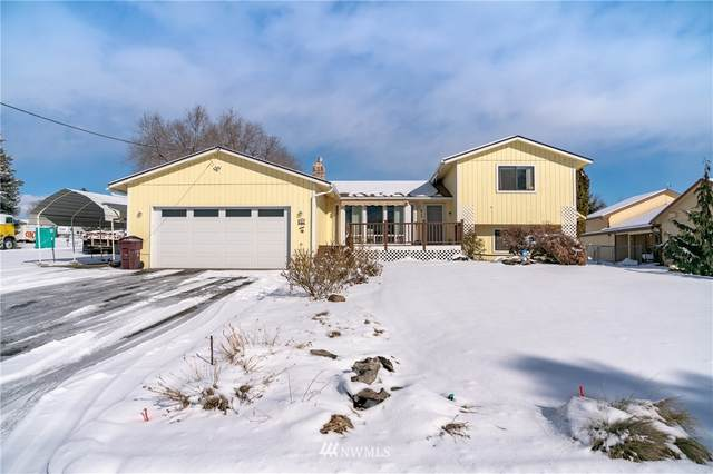 817 Highline Drive, East Wenatchee, WA 98802 (MLS #1731793) :: Brantley Christianson Real Estate