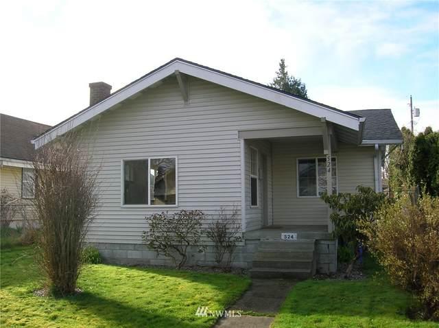 524 S 49th Street, Tacoma, WA 98408 (#1731830) :: Shook Home Group