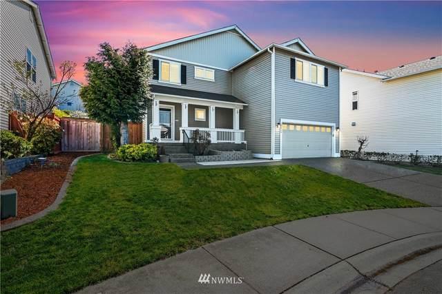 12454 SE 299th Place, Auburn, WA 98092 (#1731856) :: Icon Real Estate Group