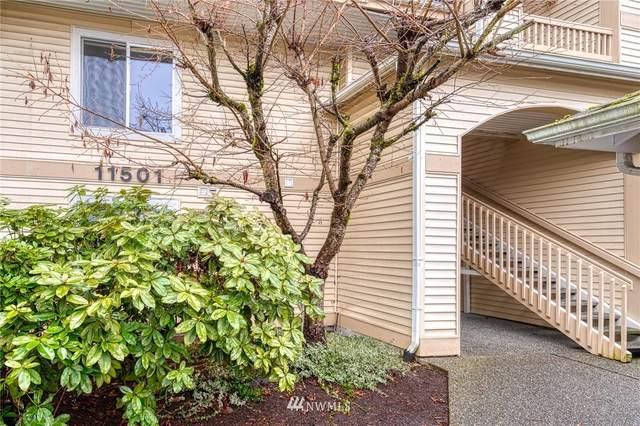 11501 7th Avenue W Cc206, Everett, WA 98204 (#1731878) :: M4 Real Estate Group