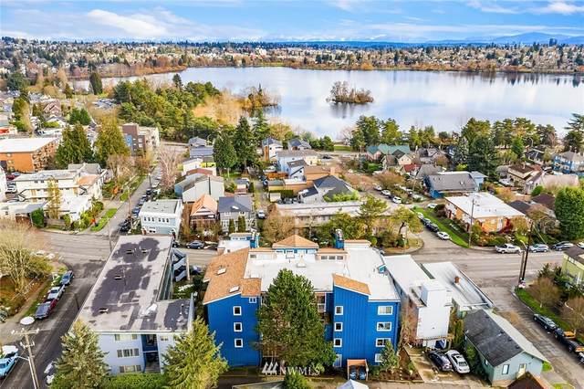 7111 Linden Avenue N #303, Seattle, WA 98103 (#1731973) :: Pickett Street Properties