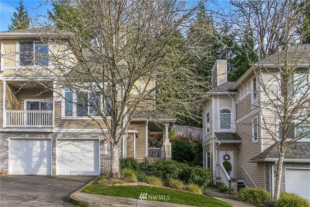 6807 Cougar Mountain Way #4, Bellevue, WA 98006 (#1732003) :: Costello Team