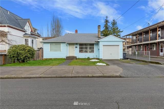 605 L Street, Hoquiam, WA 98550 (#1732007) :: Canterwood Real Estate Team