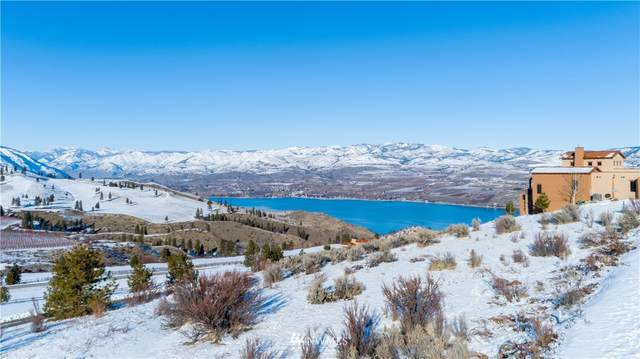 57 Sabio Way, Chelan, WA 98816 (MLS #1732134) :: Brantley Christianson Real Estate