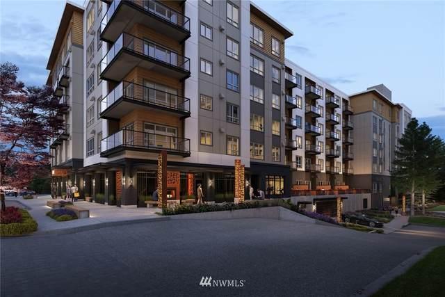 11903 NE 128th Street #604, Kirkland, WA 98034 (#1732182) :: Canterwood Real Estate Team