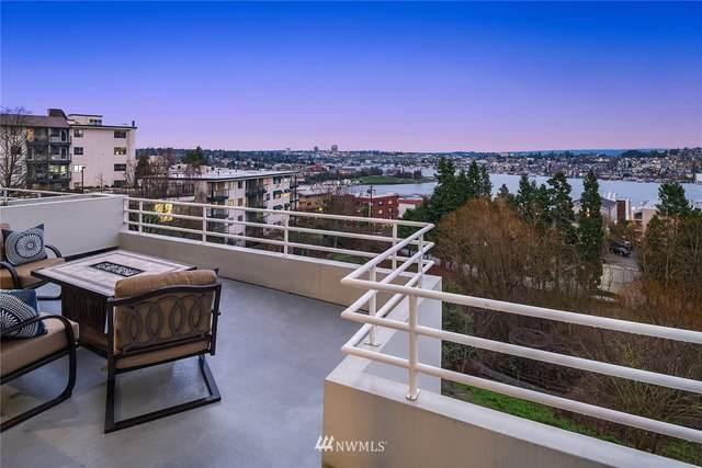 2400 Aurora Avenue N #205, Seattle, WA 98109 (#1732210) :: Northern Key Team