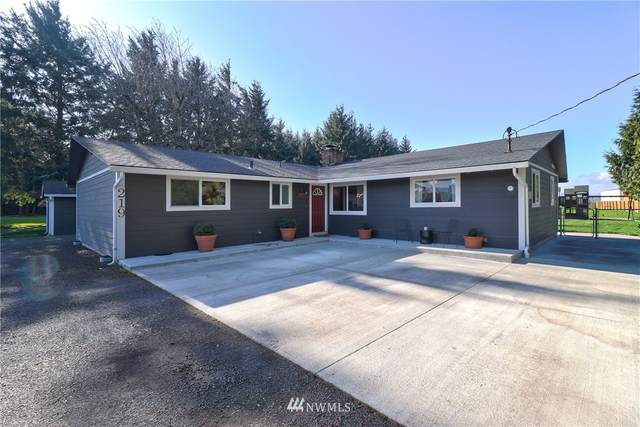 219 Robinson Road, Woodland, WA 98674 (#1732220) :: Costello Team