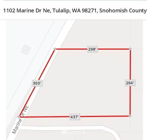 1102 Marine Drive NE, Tulalip, WA 98271 (#1732231) :: NextHome South Sound