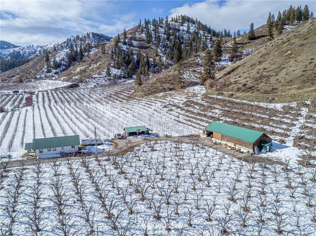 7536 Brender Canyon Road, Cashmere, WA 98815 (#1732271) :: Shook Home Group