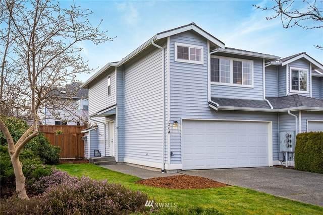120 97th Avenue SE #57, Lake Stevens, WA 98258 (#1732280) :: Front Street Realty