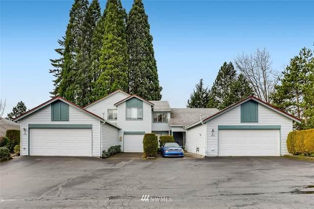 23501 112th Avenue SE E102, Kent, WA 98031 (#1732404) :: M4 Real Estate Group
