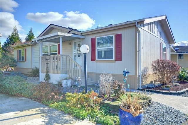 14727 43rd Avenue NE #22, Marysville, WA 98271 (MLS #1732532) :: Brantley Christianson Real Estate