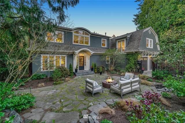 10446 SE 25th Street, Bellevue, WA 98004 (#1732544) :: Better Properties Lacey