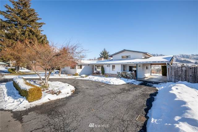 410 Valley View Drive, Cashmere, WA 98815 (#1732633) :: Shook Home Group