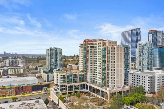 177 107th Avenue NE #815, Bellevue, WA 98004 (#1732701) :: Keller Williams Western Realty