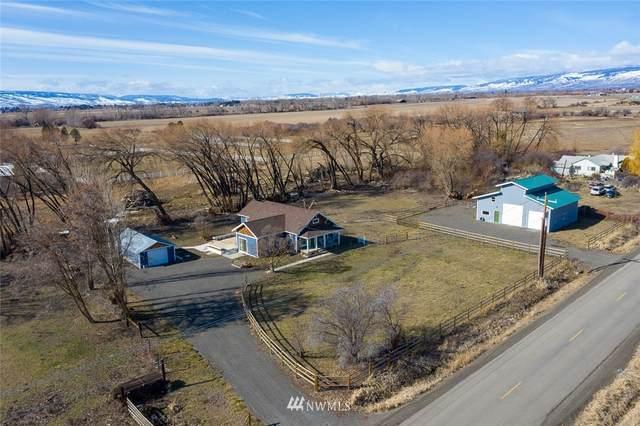 681 Naneum Road, Ellensburg, WA 98926 (#1732705) :: Northwest Home Team Realty, LLC