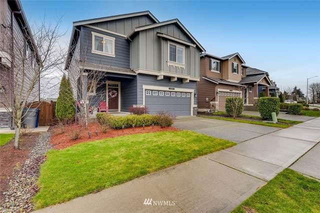 423 203rd Place SW #63, Lynnwood, WA 98036 (MLS #1732725) :: Brantley Christianson Real Estate