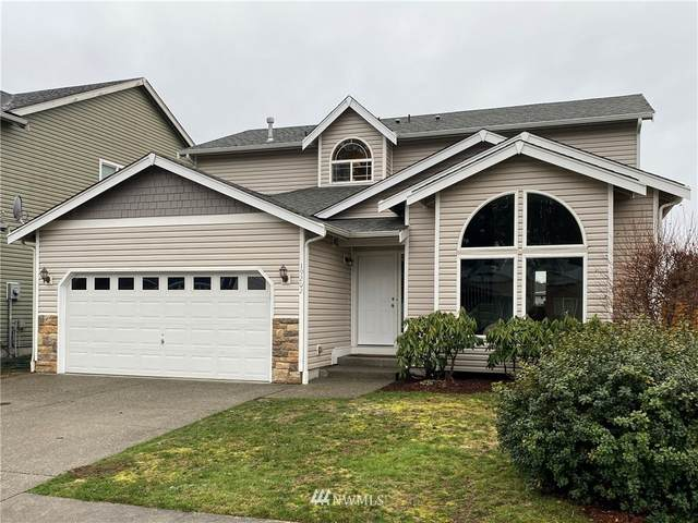 19202 74th Avenue E, Spanaway, WA 98387 (MLS #1732784) :: Brantley Christianson Real Estate