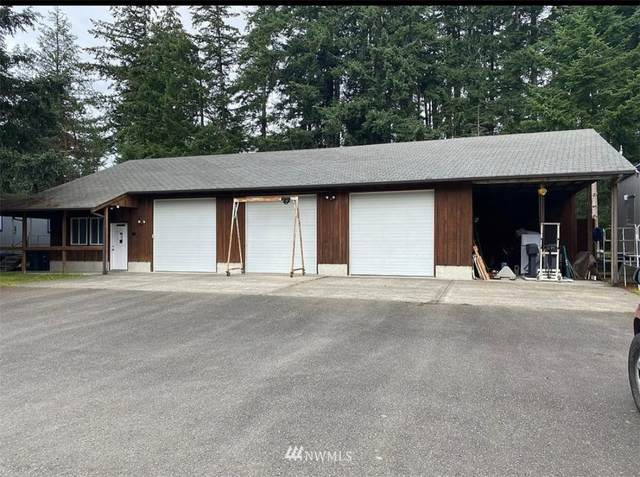 9130 Old Highway 99 Street, Olympia, WA 98501 (#1732791) :: NextHome South Sound