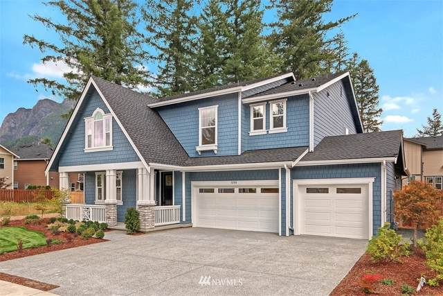2947 SE 15th Street #82, North Bend, WA 98045 (#1732811) :: Costello Team