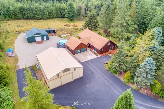 17606 NE Silvan Drive, Yacolt, WA 98675 (MLS #1732920) :: Community Real Estate Group